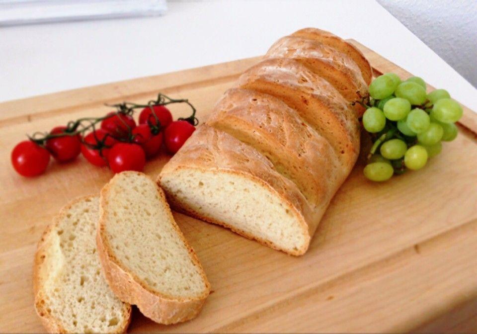 Weißbrot, ein leckeres Rezept aus der Kategorie Brot und Brötchen. Bewertungen: 43. Durchschnitt: Ø 4,5.
