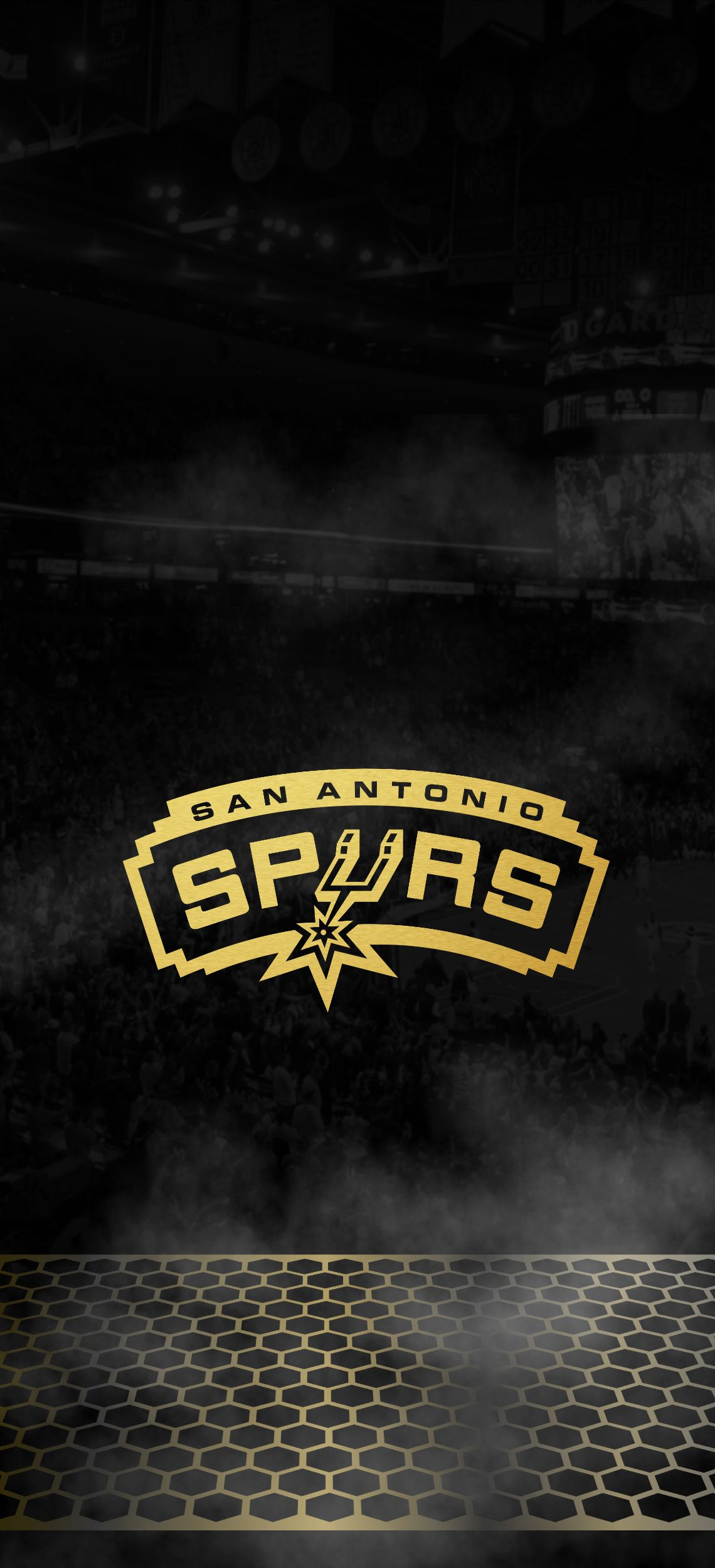 San Antonio Spurs Wallpaper Background San Antonio Spurs Spurs San Antonio Basketball