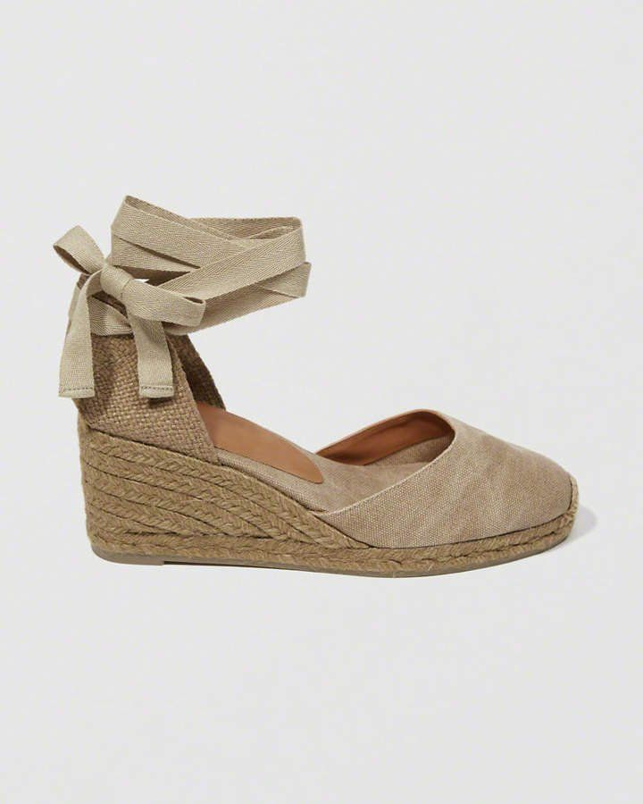 6eeb74a79d8 Abercrombie & Fitch Castaner Carina Wedge Espadrilles | SHOES ...