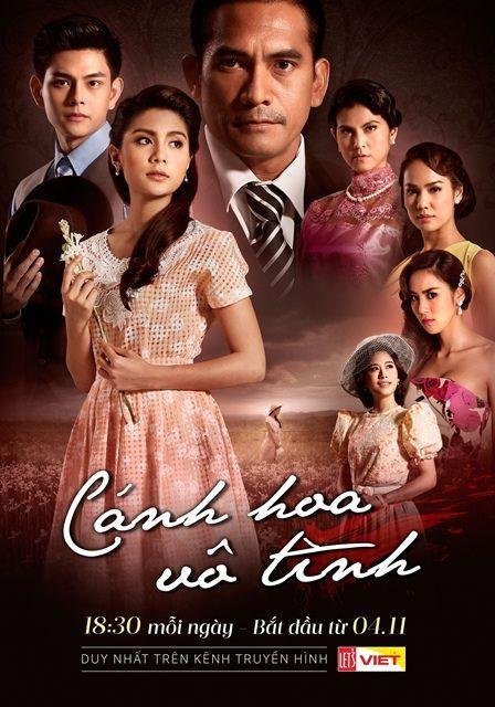 Phim Cánh Hoa Vô Tình | Thái Lan
