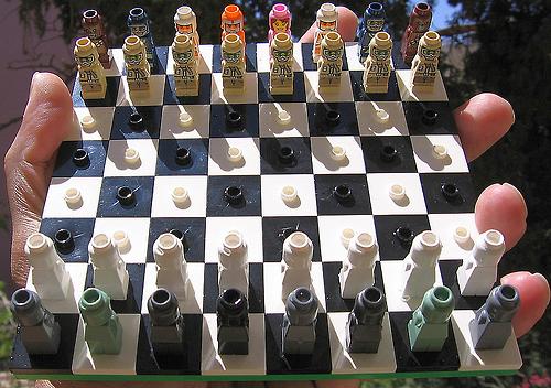 Lecho Chess. Cool :)
