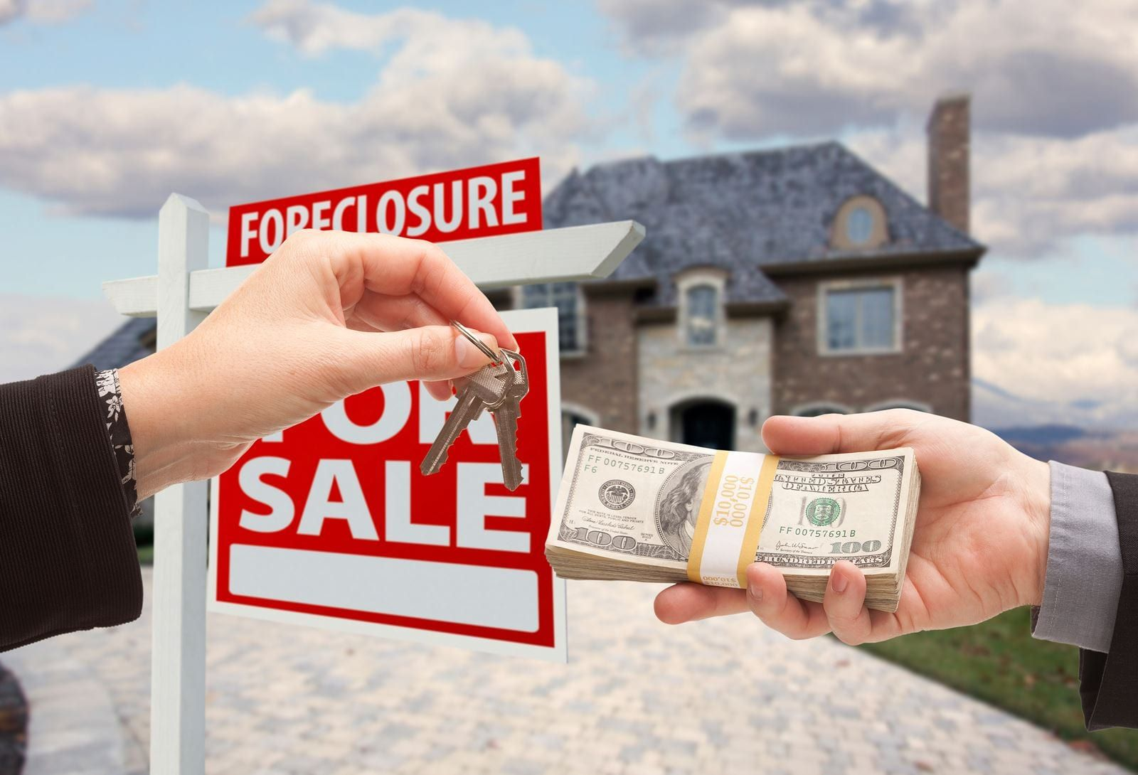 how to make money taking pictures of foreclosures