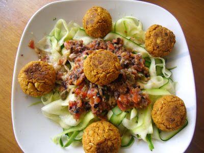 Food for love: Almôndegas vegetarianas