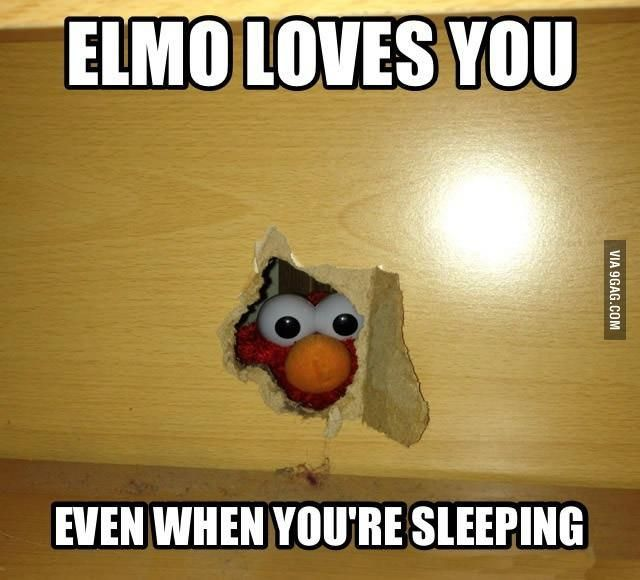 Im In Here Brother Elmo Memes Funny Relatable Memes Funny Memes