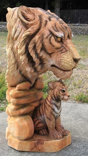 художня різьба по дереву Madera Escultura Y Tallado Tallar
