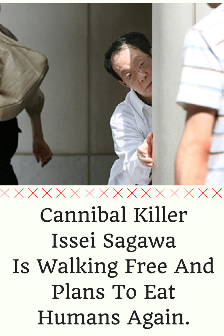 Cannibal Killer Issei Sagawa Is Walking Free And Plans To Eat Humans Again Cannibal Killer Isseisagawa Walking Free Plans Eat Humans Again