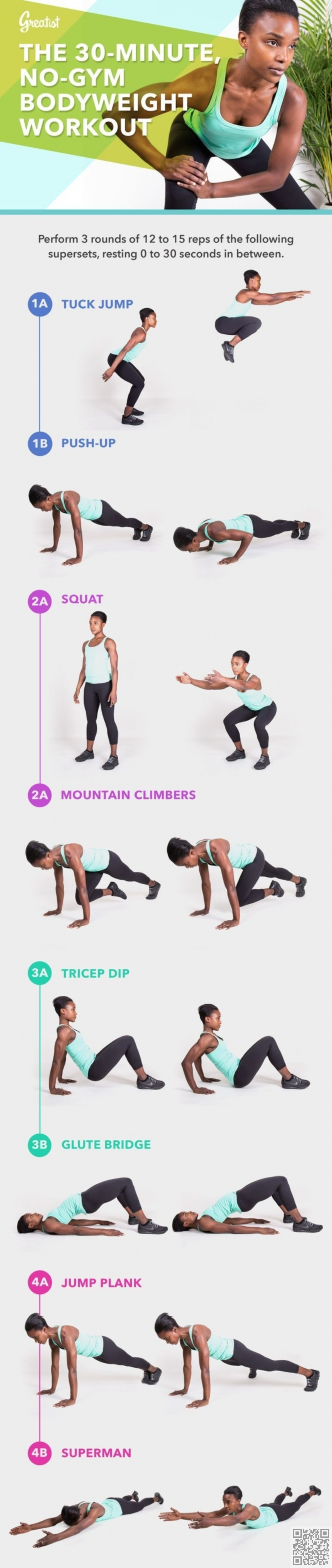 All You Need is  Minutes  Skip the Gym with These