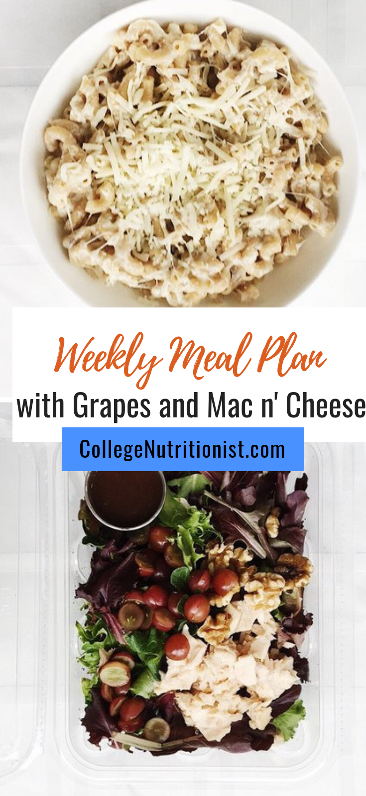1400 Calorie Low Carb High Protein Meal Plan With Mac Cheese And Grapes The College Nutritionist Protein Meal Plan High Protein Recipes High Protein Meal Plan