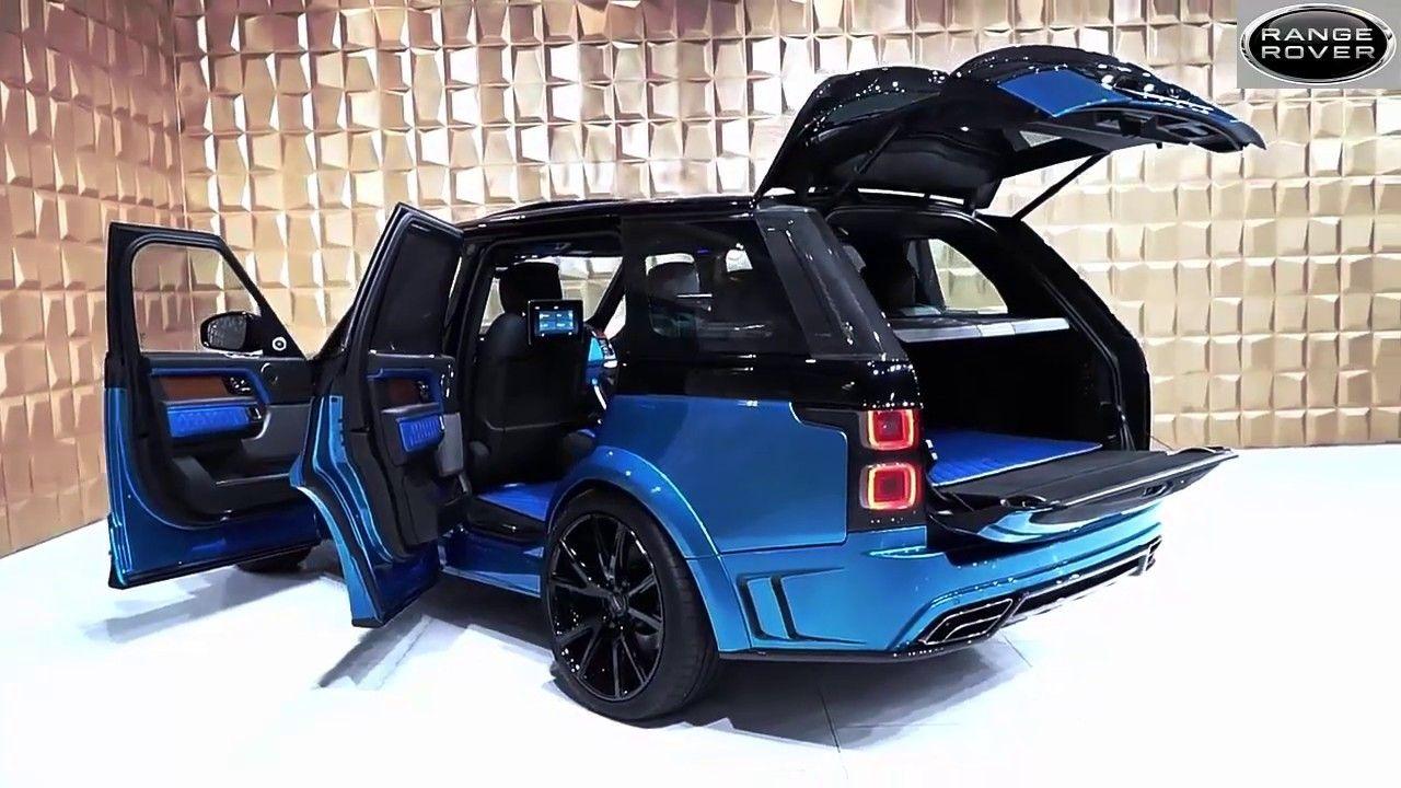show range rover mansory discovery evoque velar sport
