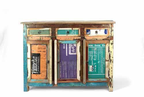 Credenza Fai Da Te Riciclo : Legno di riciclo e lamiere vintage novità home pleasure reading