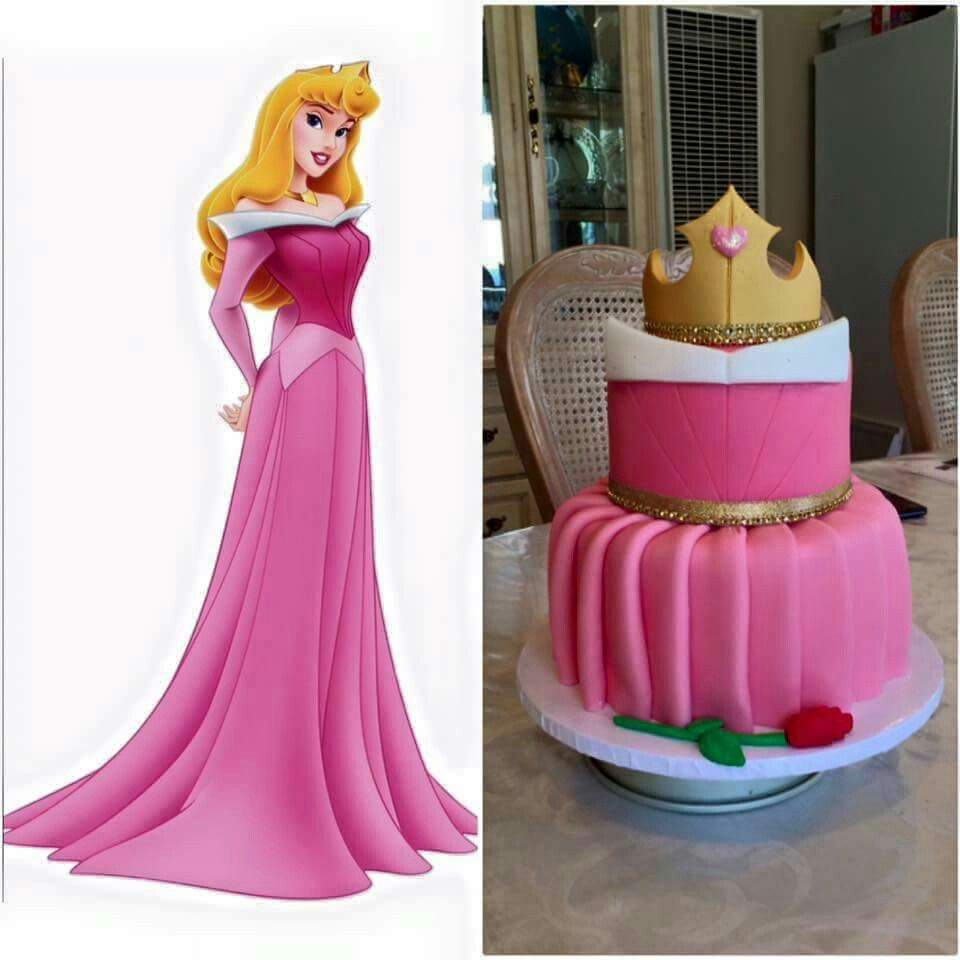 sleeping beauty cake cake decorating ideas pinterest