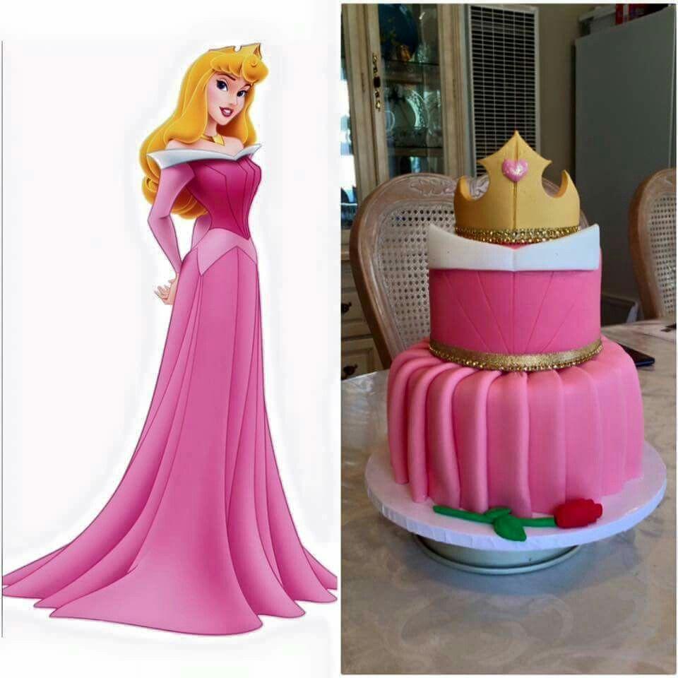sleeping beauty cake cake decorating ideas pinterest