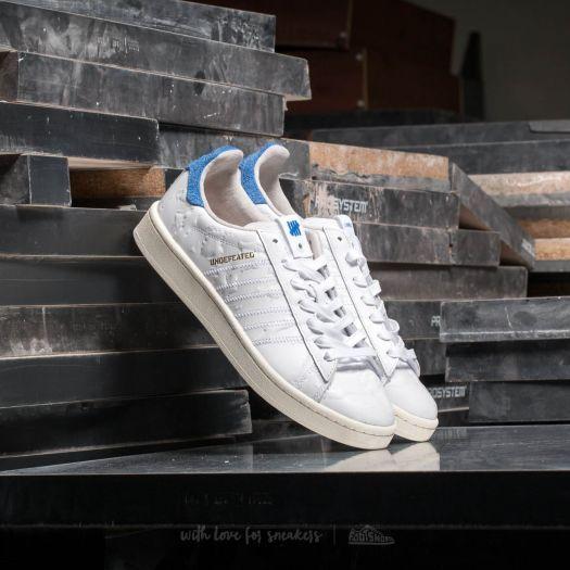 397444e8b7140 adidas x Colette x Undefeated Campus S.E. Ftw White  Core White  Blue Pour  le