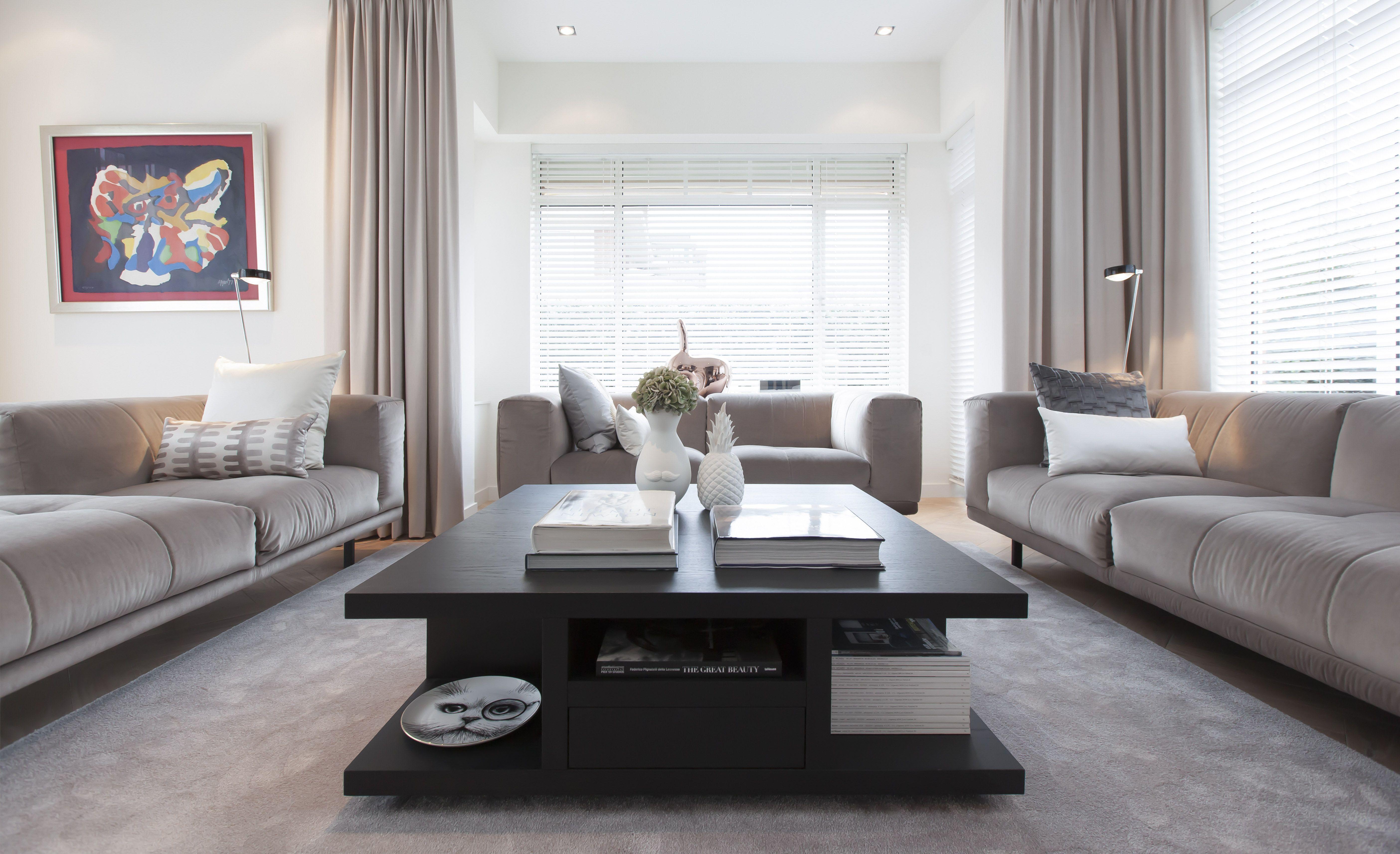 Interior design by Studio Jan des Bouvrie. #interior #inrichten ...