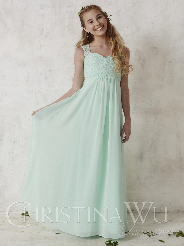 32628 - House of Wu | Bridesmaids\' & Flower Girl Dresses | Pinterest ...