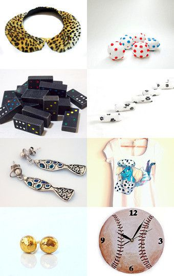 SPOTS and  STRIPES... by Sisters on Etsy