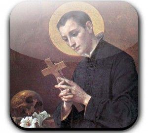 Saint Aloysius Gonzaga Saints Society Of Jesus Catholic