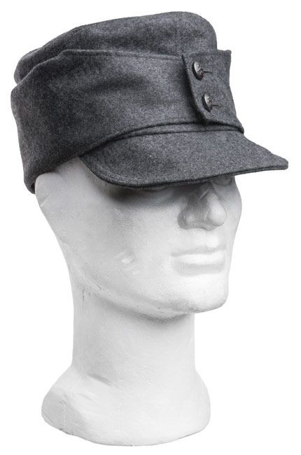 e97ed1e41d9 WWII GERMAN ARMY EM SUMMER PANZER M43 FIELD COTTON CAP SIZE XL-32512 ...