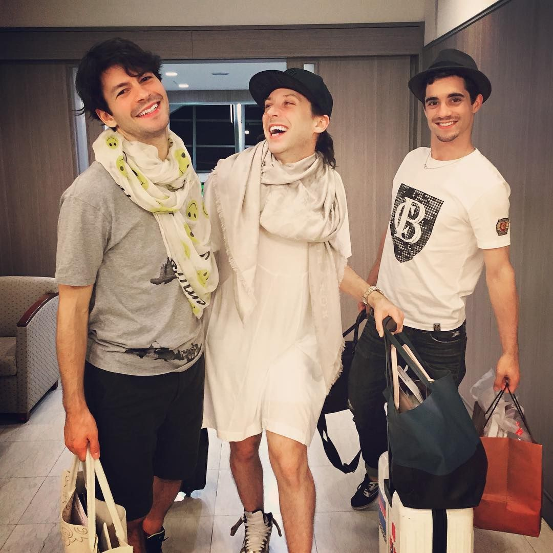 JOHNNY WEIRさん(@johnnygweir) • Instagram写真と動画