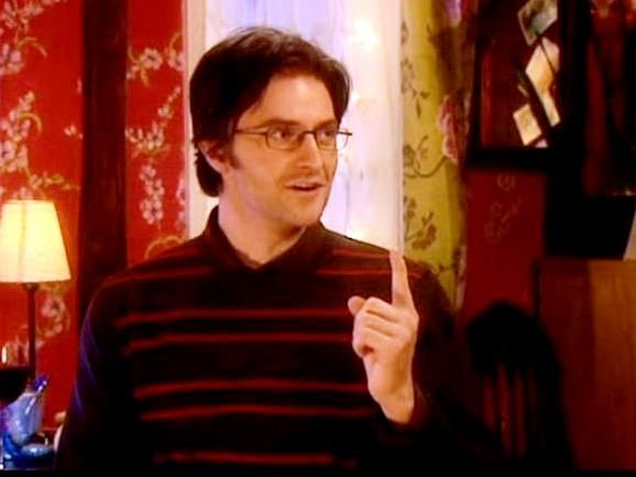 Richard as Harry
