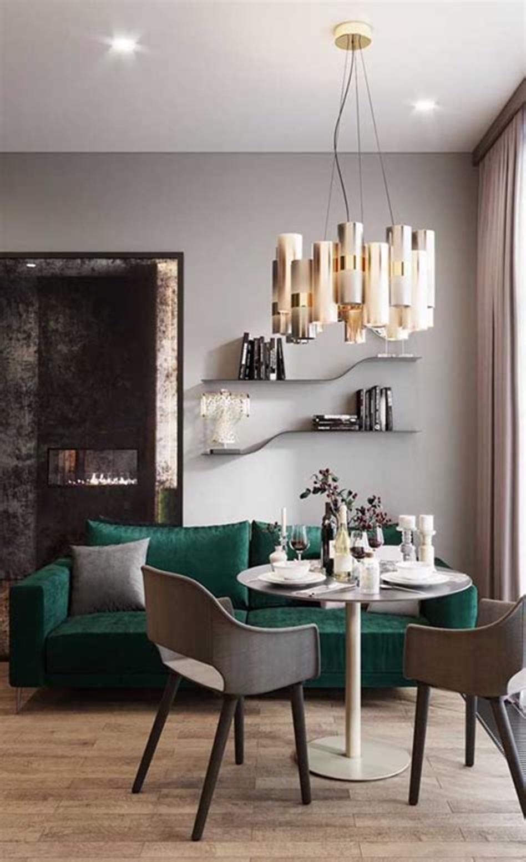 Dining Room Modern Living Room Ideas 2020 - WOWHOMY