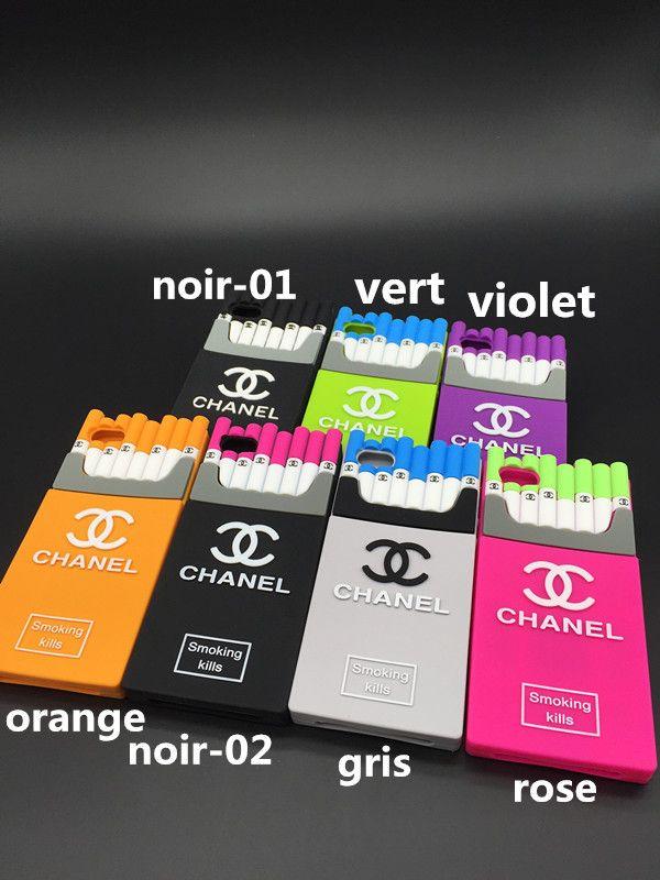 Épinglé sur Coque iPhone porte-cigarette Chanel 6s 6s plus achat ...