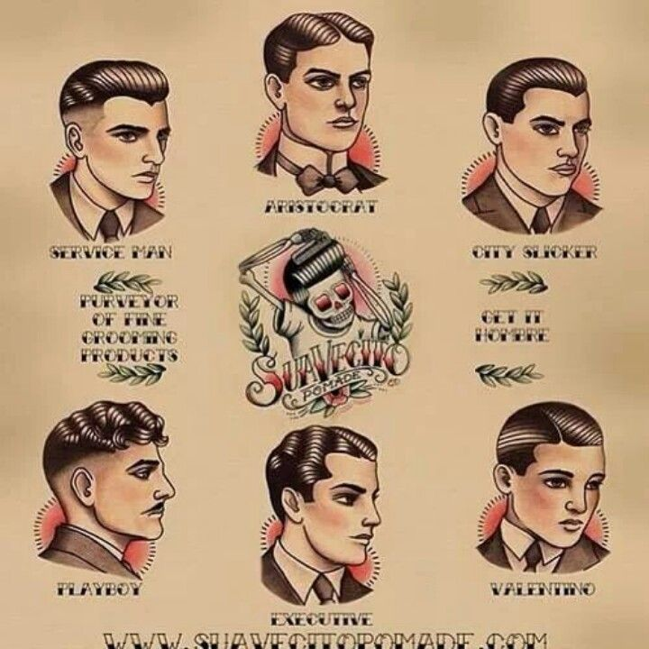 Pomade Hairstyles wax pomade hairstyles for men with curls style pomade long hair men Explore 1920s Hairstyles Classic Hairstyles And More Pomade