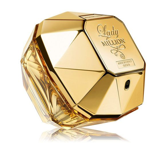 Parfum Paco Rabanne Lady Million Absolutely Gold Femme