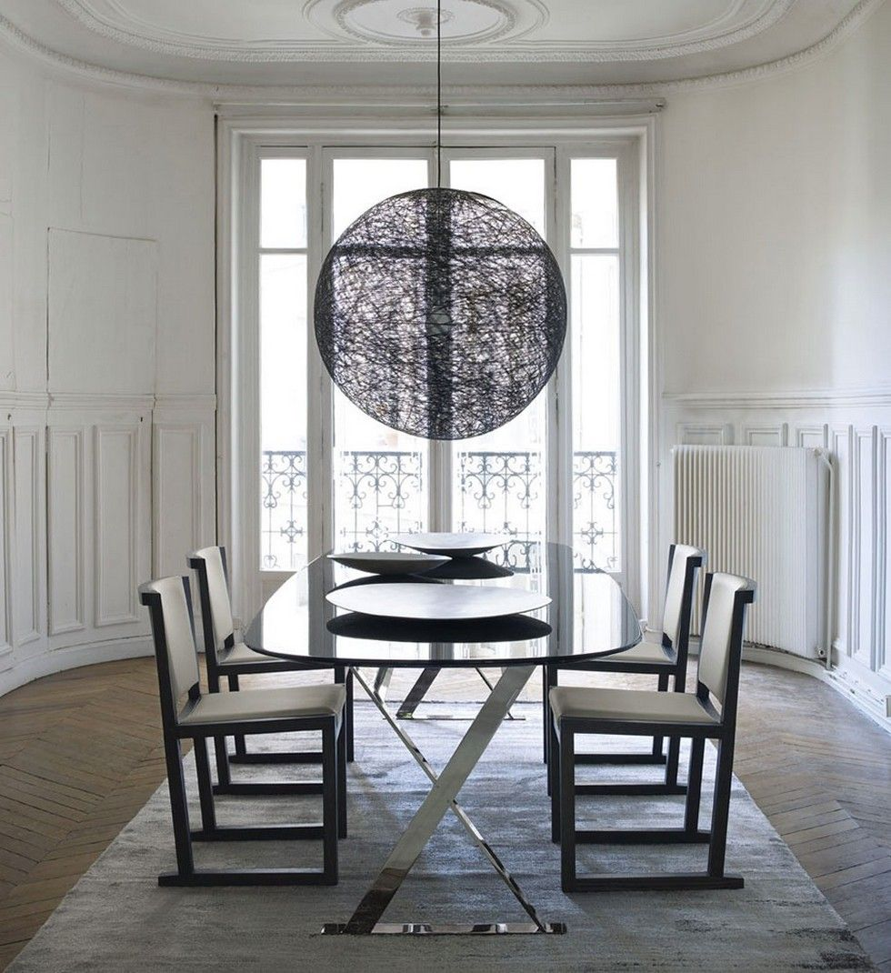 Dining Room Manufacturers: Italian Design News: 40 Years Of Maxalto Collections