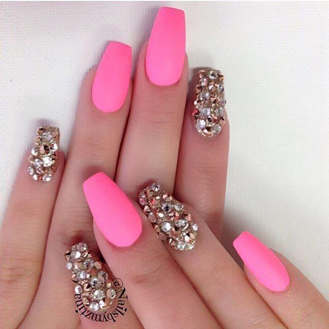 Instagram Post by Tina (@nailsbymztina) | Nail nail, Instagram and ...