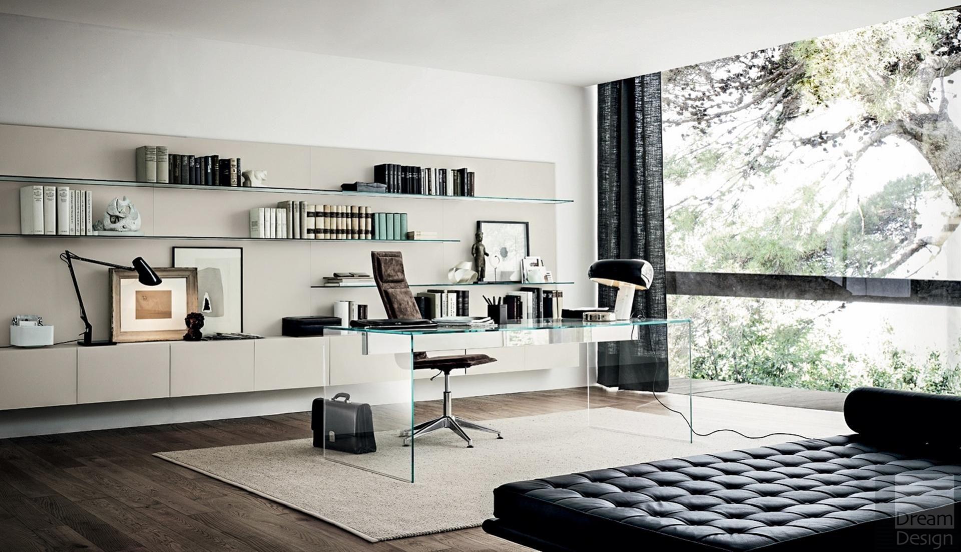 Gallotti U0026 Radice Air Desk #1 · Büro Built InsIntegrierter SchreibtischDesign  ...