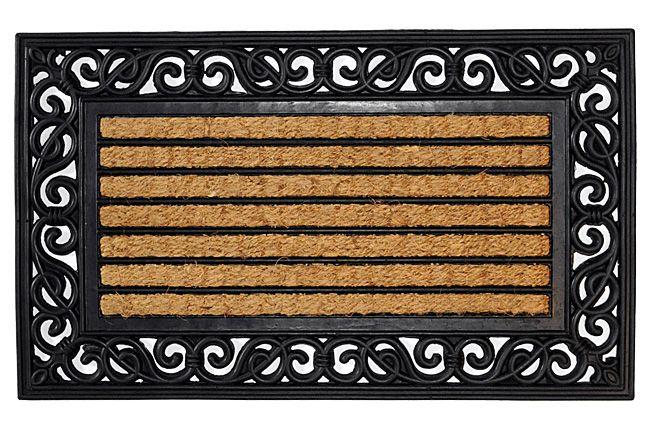 Coir Grill Rubber Mat Rubber Door Mat Rubber Mat Coir