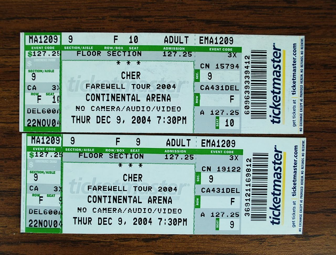 Excellent Make Your Own Concert Ticket Pictures Inspiration - Resume ...
