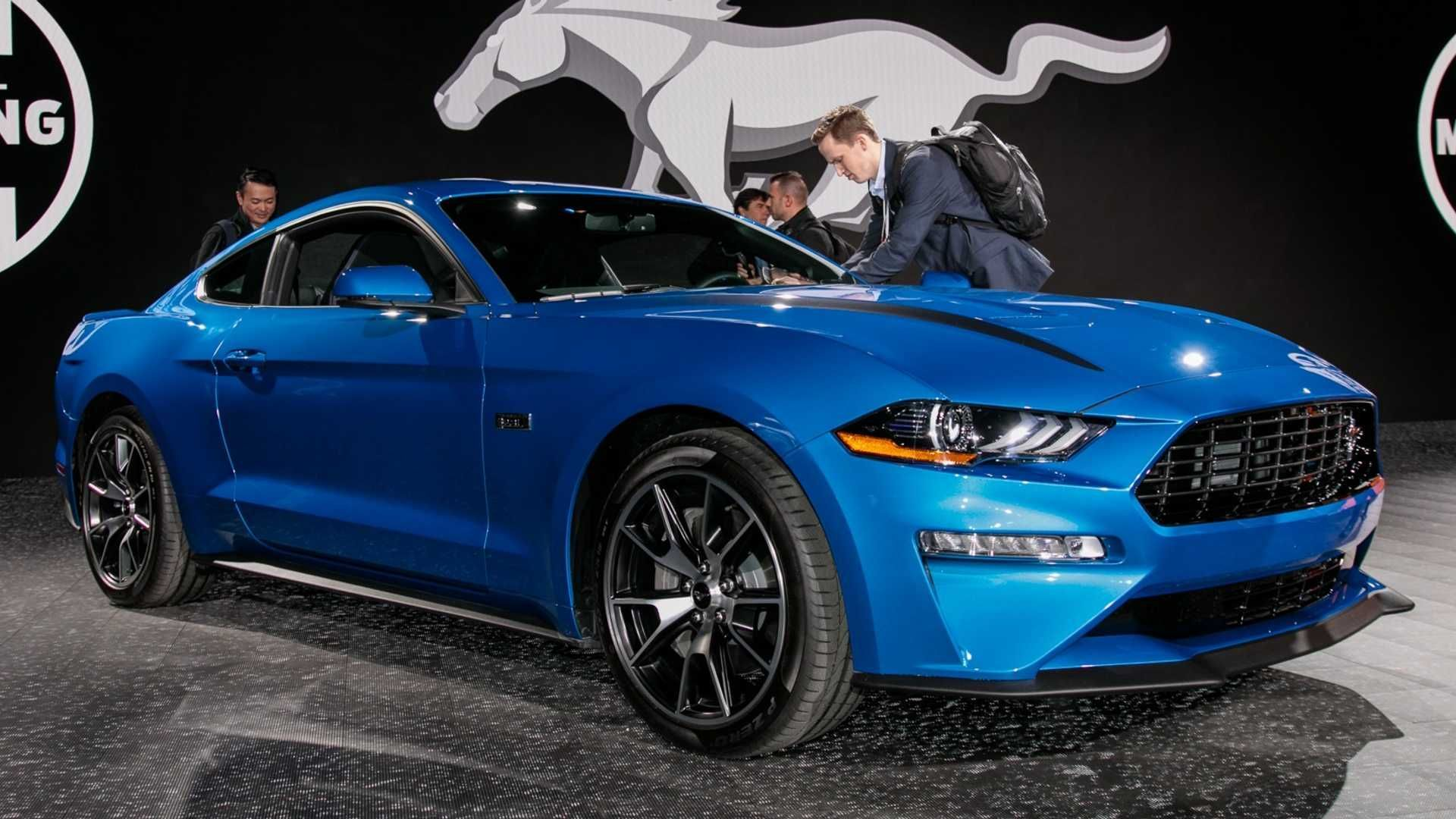 The Best 2020 Mustang Ecoboost Performance Package 0 60 And Review 2020