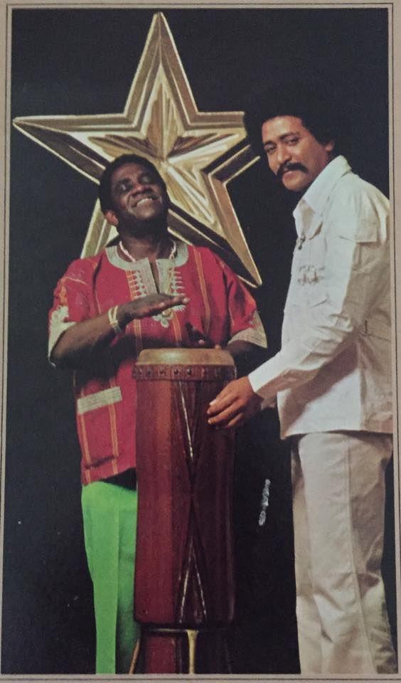 Mongo Santamaría & Justo Betancourt   Latin Jazz Latino in