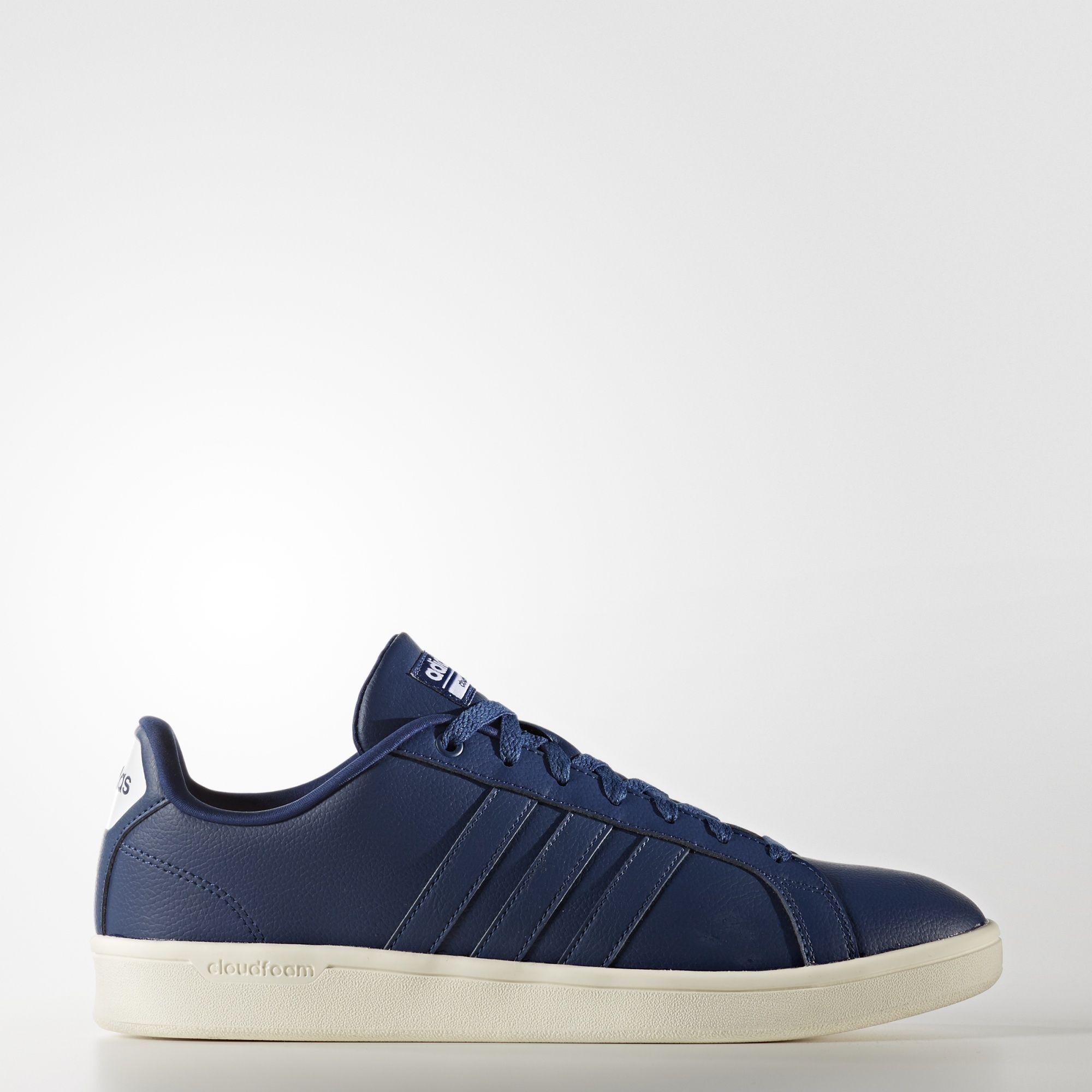 adidas Chaussure Cloudfoam Advantage | Chaussure, Adidas, Bleu
