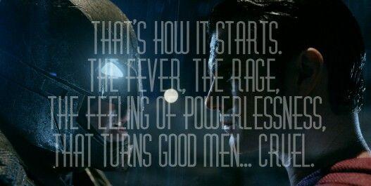 Batman Vs Superman Dawn Of Justice Quote Alfred Superman Quotes Justice Quotes Batman Vs Superman