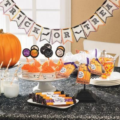 Halloween Party Printables from Michaels/ Mary  Tracy were putting - halloween michaels