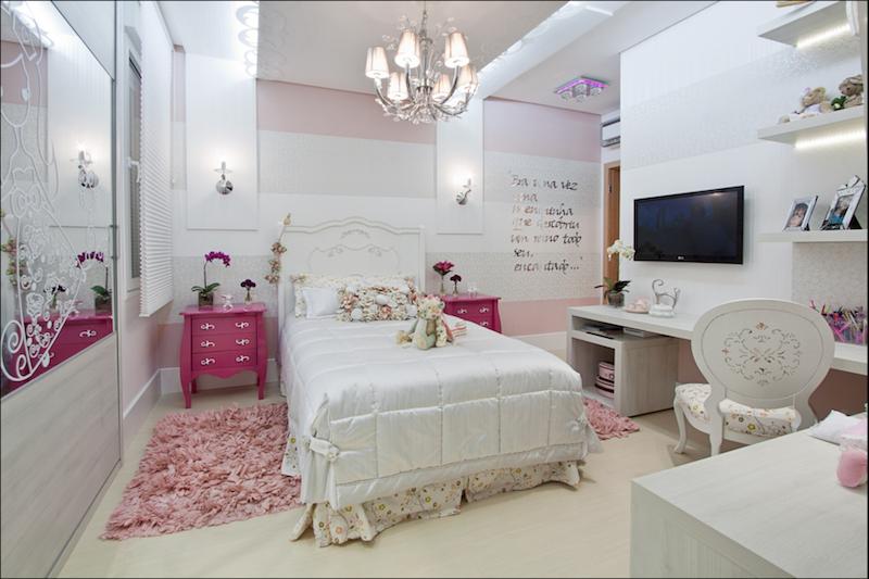 35 LINDAS ideias de decoração para quarto de menina  Bedrooms, Room and Quartos