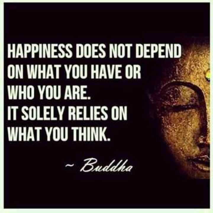 Love Buddha Dont Forget That Happiness Is A State Of Mind And You