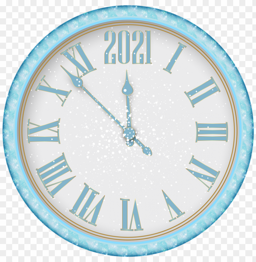 2021 New Year Snowy Clock Png Png Image With Transparent Background Png Free Png Images Countdown Clock Happy New Year Png New Years Countdown