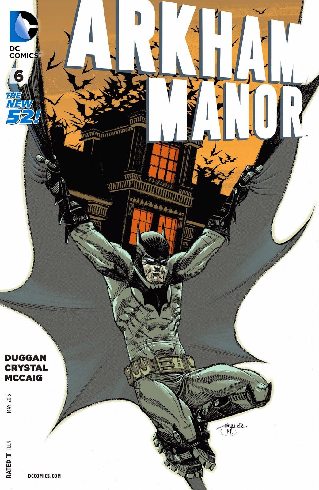 Arkham Manor 6 Review And Spoilers With Images