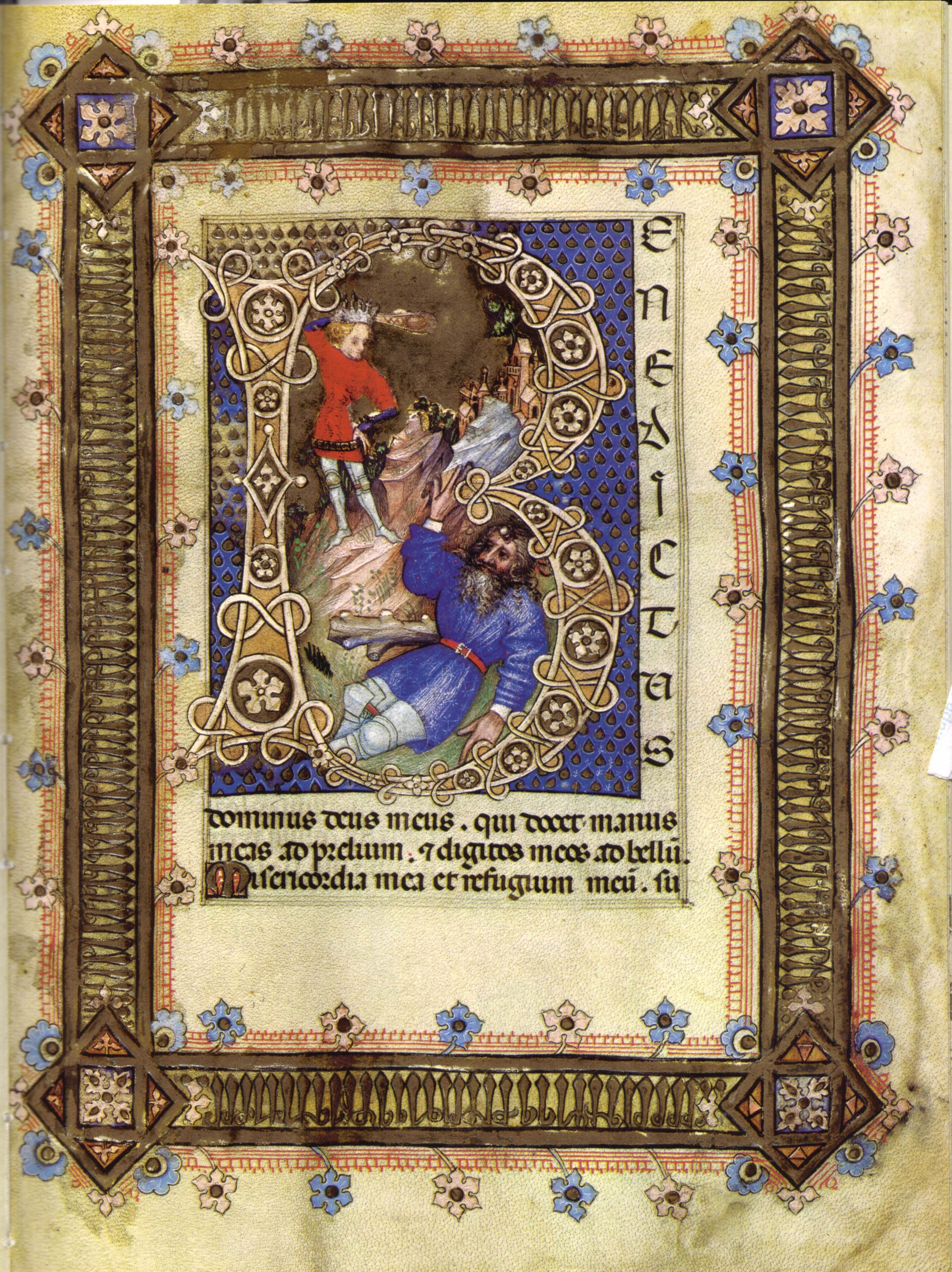 The original manuscript is from approximately 1402-1412.