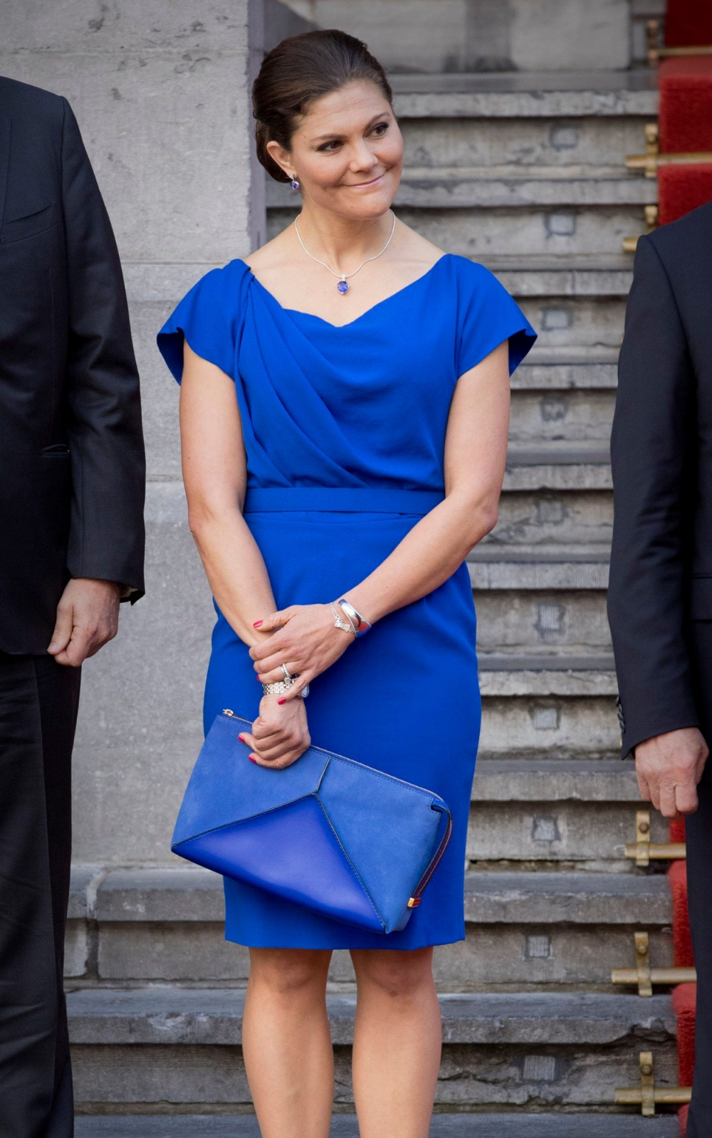As Crown Princess Victoria of Sweden celebrates her 40th
