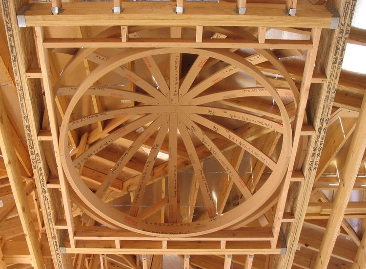 This Company Archways And Ceilings Made Easy Has Kits For Barrel