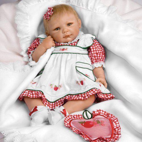 Ashton Drake Doll So Truly Real Apple Blossom Free