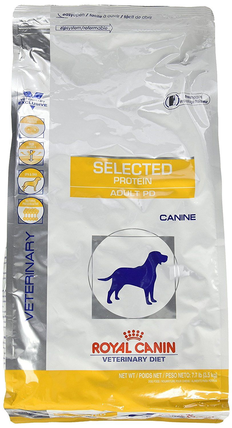 ROYAL CANIN Canine Hypoallergenic Selected Protein Adult