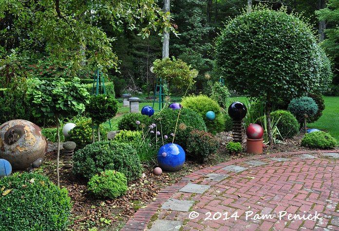 A Fanciful Journey Through Art Filled Bedrock Gardens, Part 1 | Digging