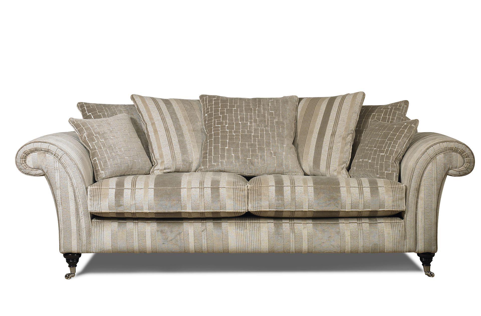 Jasper Scatter Back Upholstery handcrafted english elegant