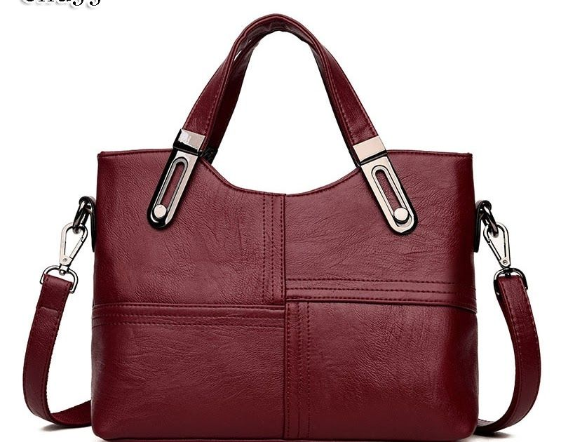 ae6c1a1fa6 SALE Chu JJ Fashion Women Genuine Leather Handbags OL Style Tote Bag Ladies  Shoulder Bags Patchwork Women Messenger Bags Wholesale  phone  phones   mobile